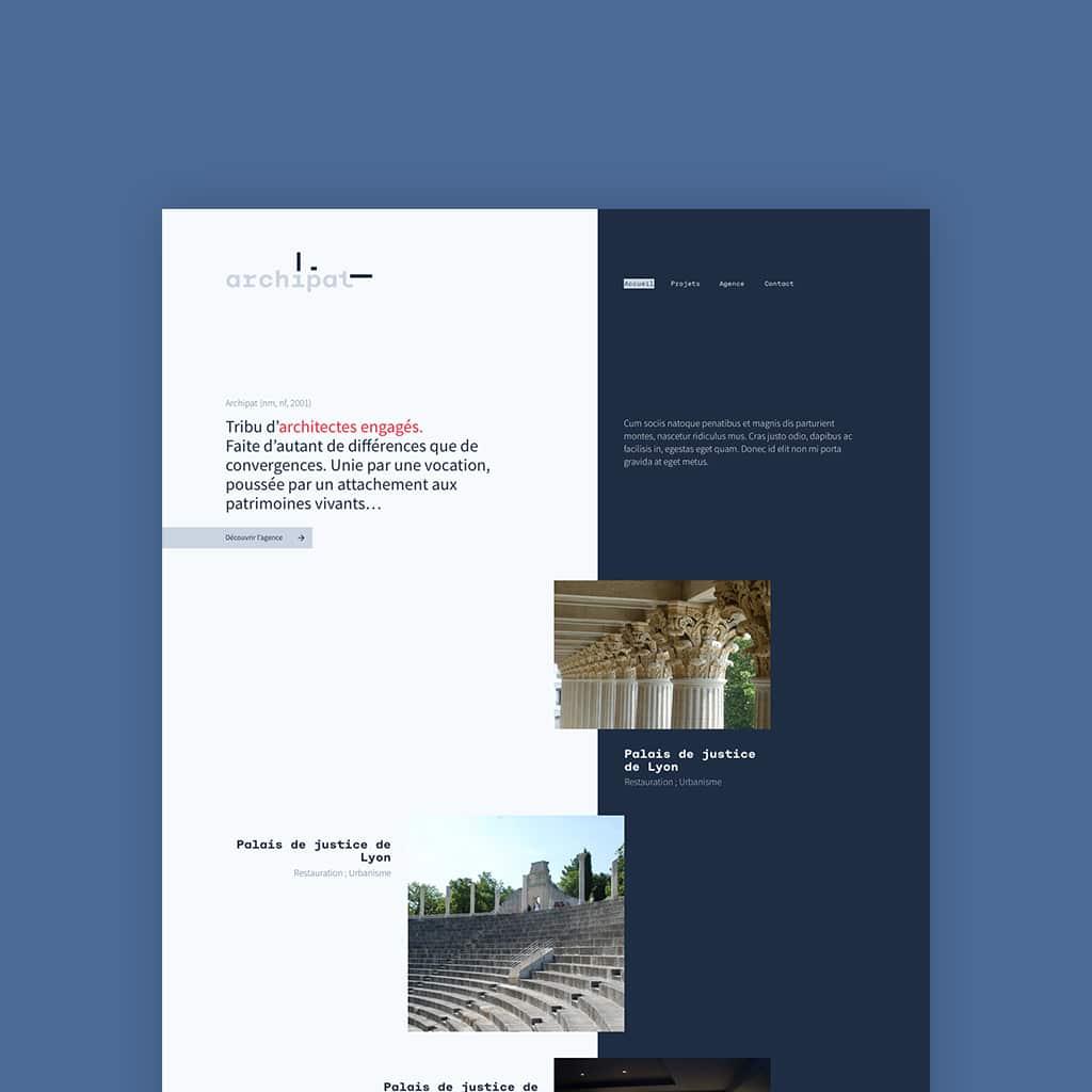Archipat - Architecte du patrimoine
