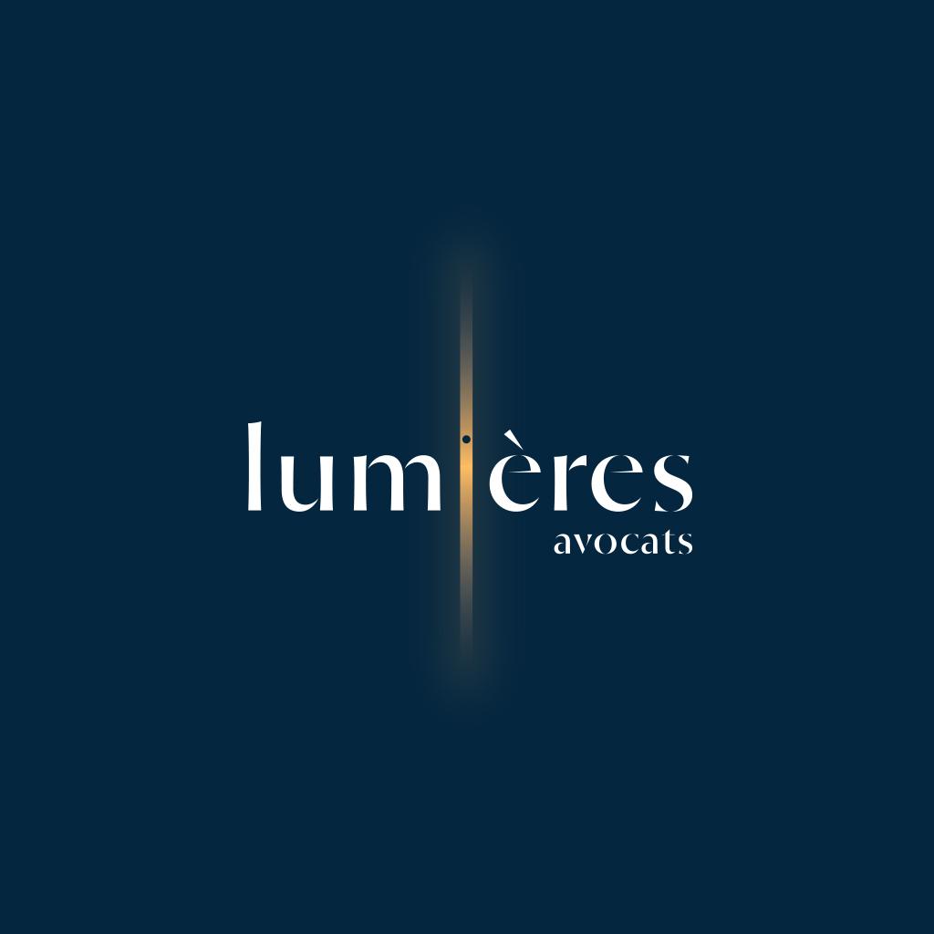 Logo Lumieres Avocats