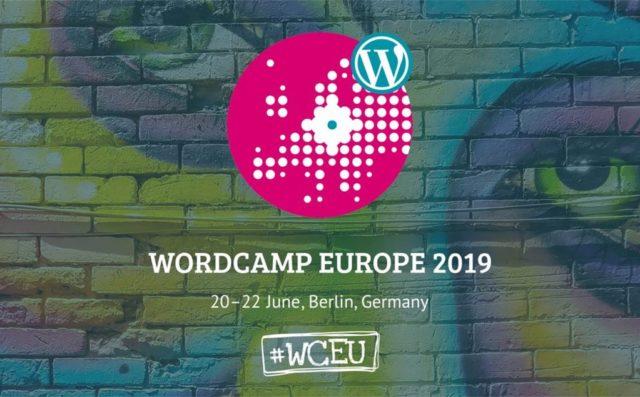 WordCamp Europe 2019 à Berlin