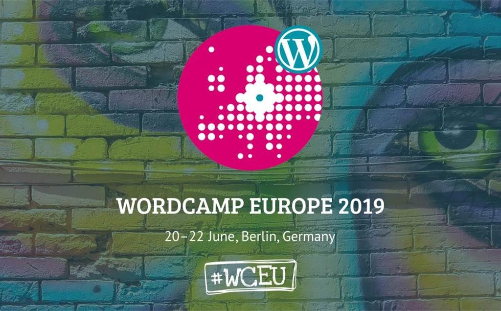 Fantassin ist ein Berliner : retour sur le WordCamp Europe 2019