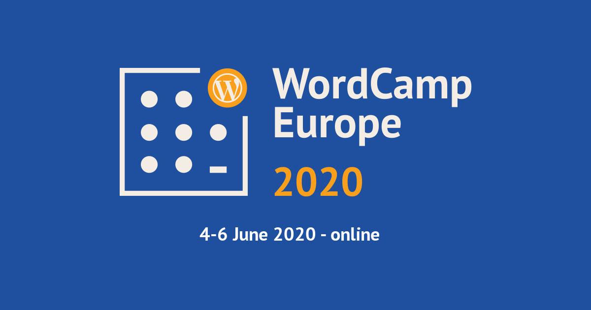 Comment le WordCamp Europe 2020 a révélé la valeur de la contribution open-source !
