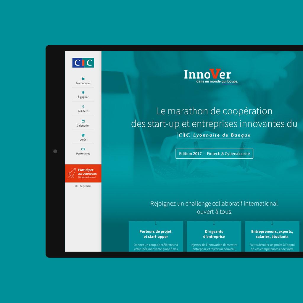Cic Innover Dans Monde Qui Bouge 2017 Website Fantassin