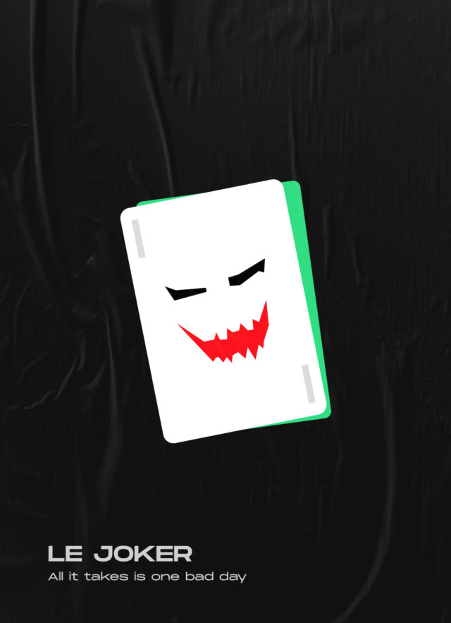 Le Joker Multiple Identites