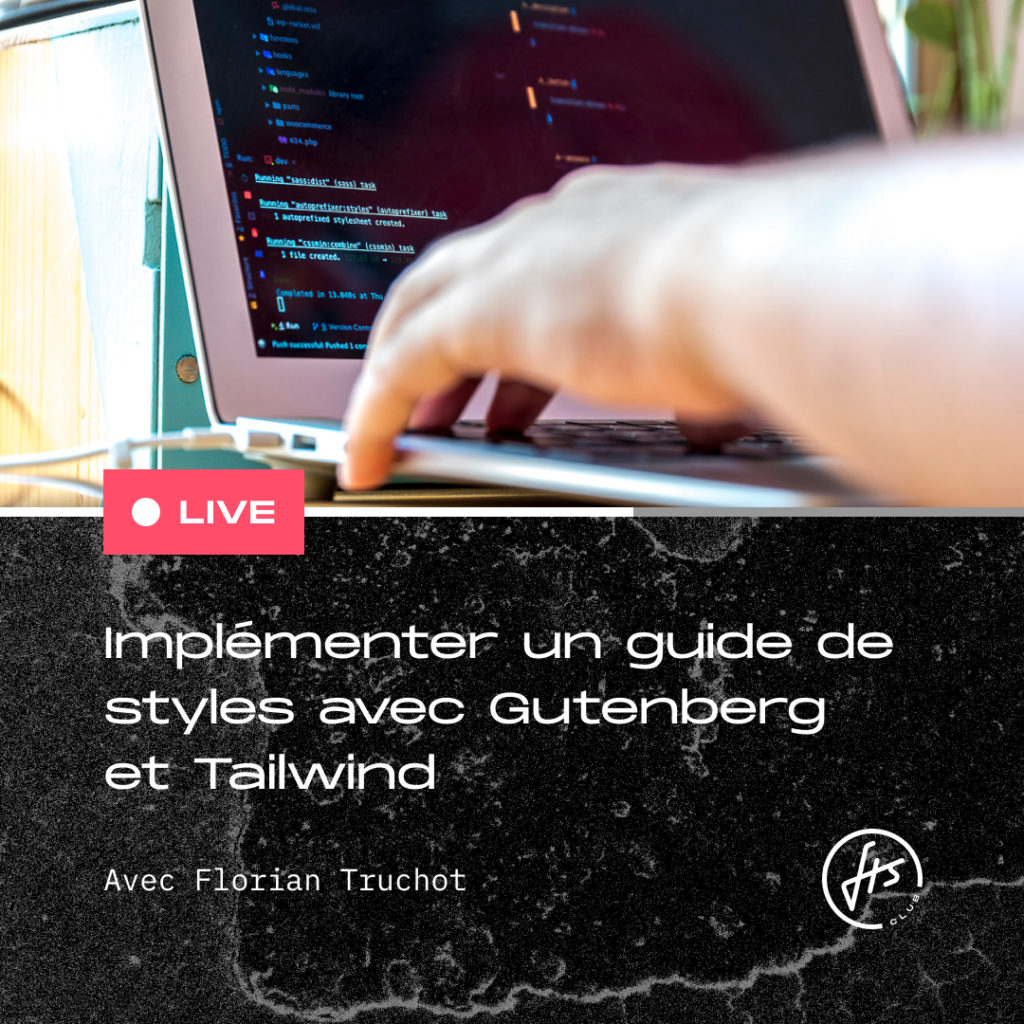 thumb live 4 guide styles gutenberg tailwind